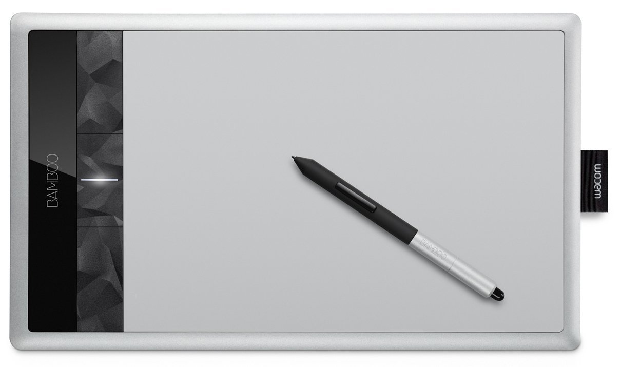 wacom bamboo fun pen touch im test grafiktablett im vergleichstest 2018. Black Bedroom Furniture Sets. Home Design Ideas